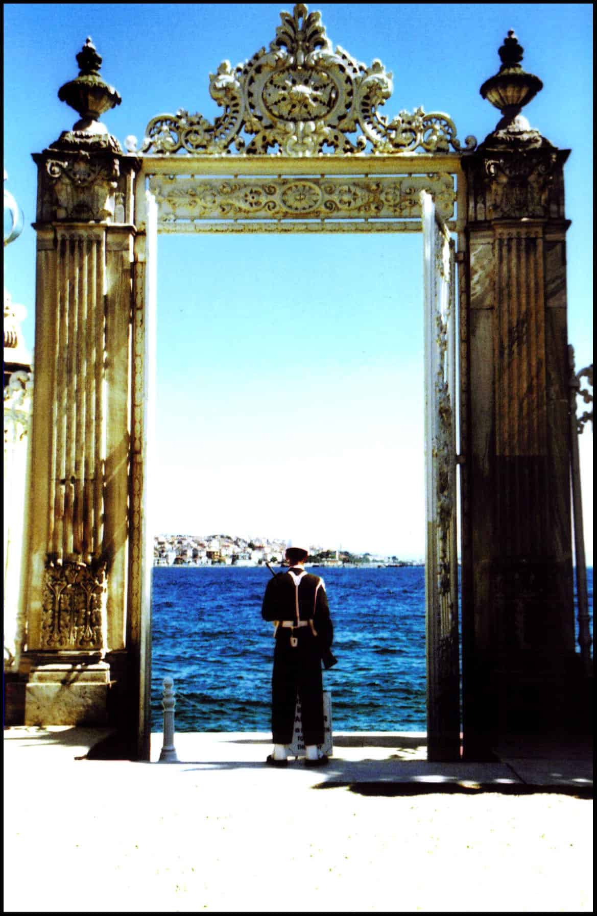 2009: Dolmabahce Palace (my istanbul past)