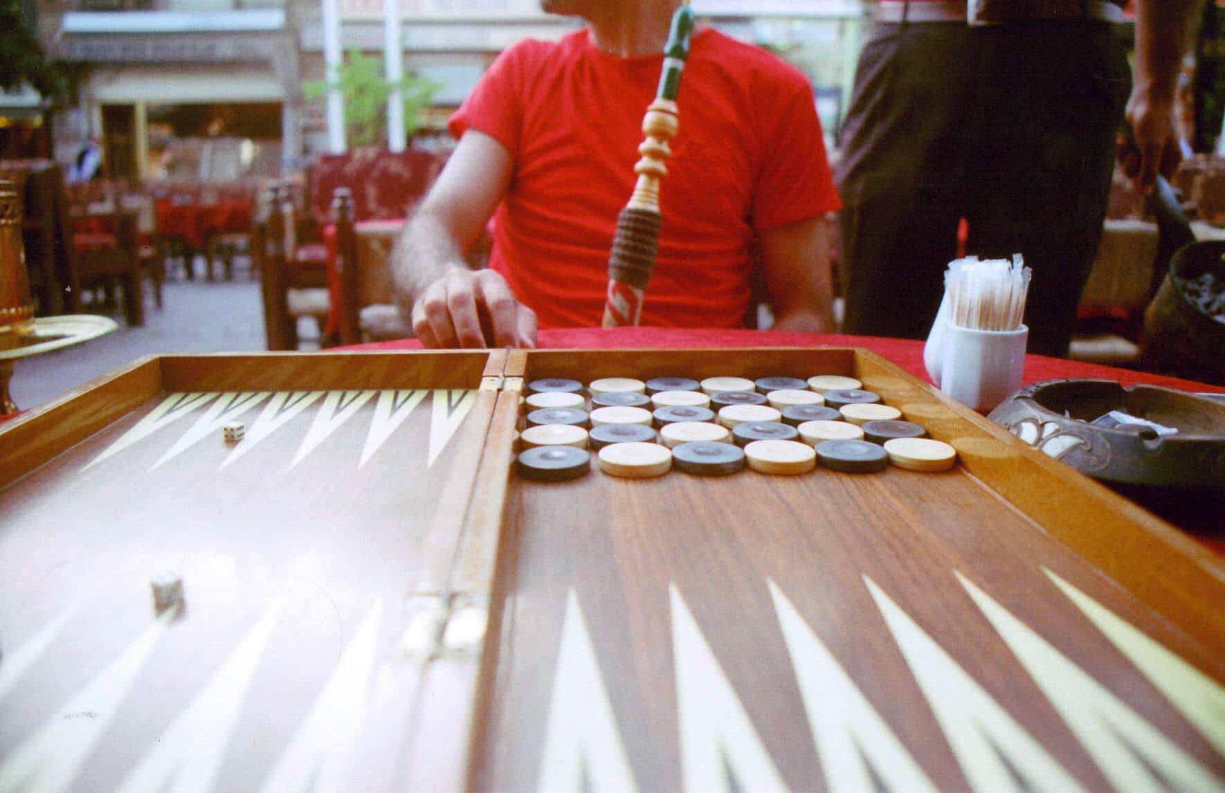 2008: Nargile, backgammon, and new friends. (my istanbul past)