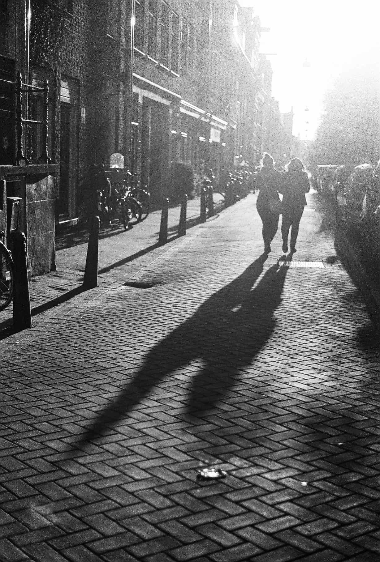 Long Shadows in Amsterdam