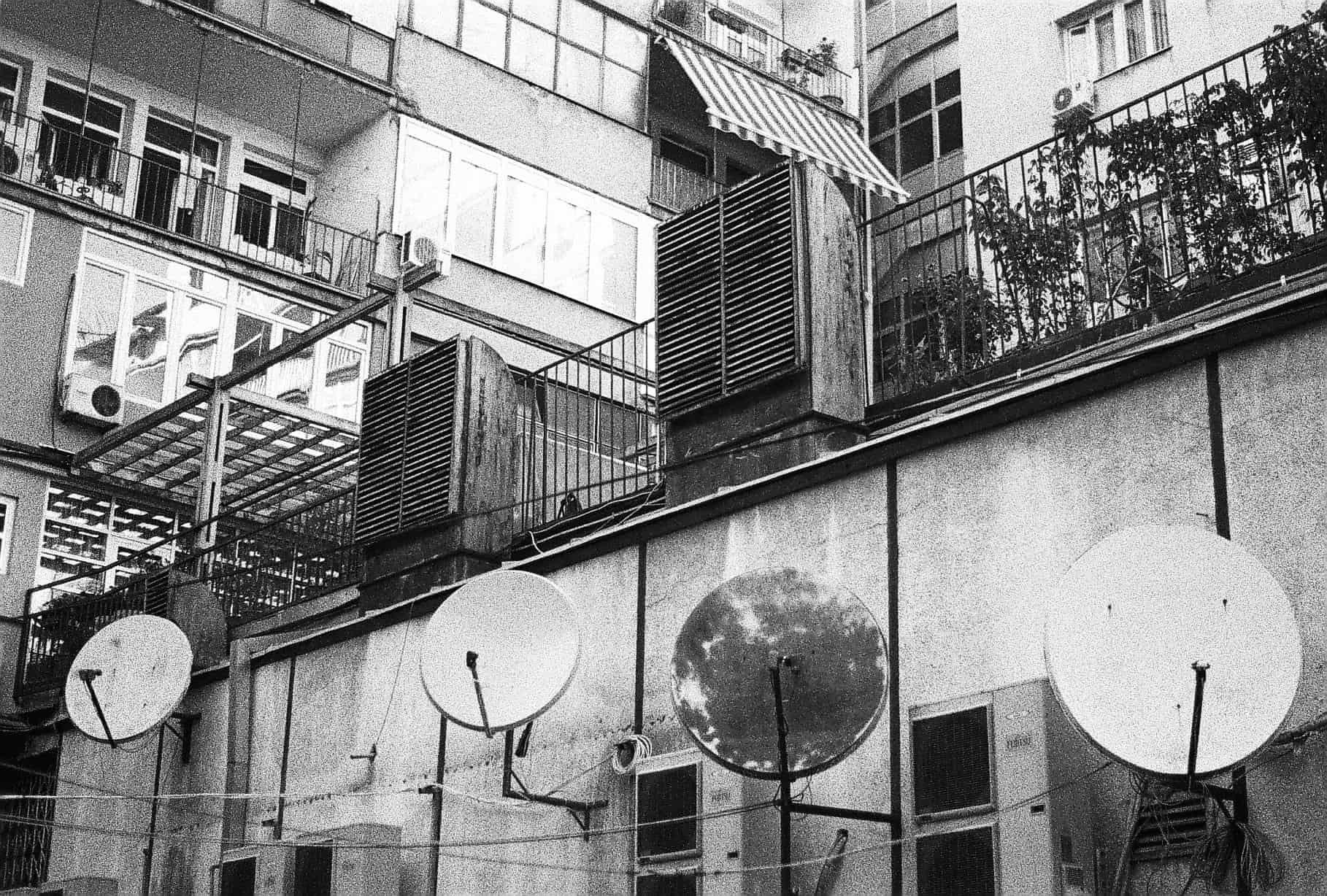 Satellites, Belgrade
