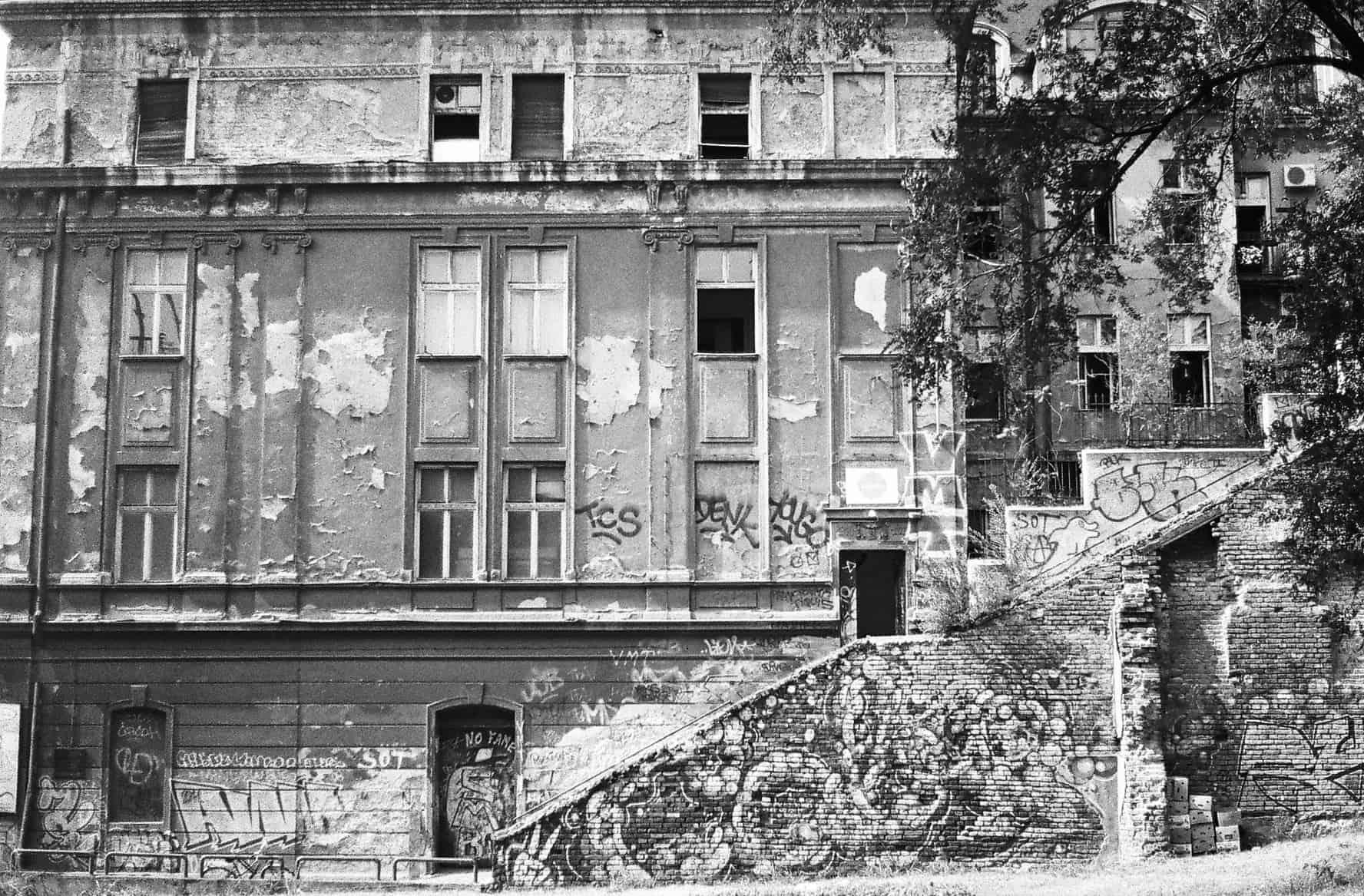 Belgrade Crumbling