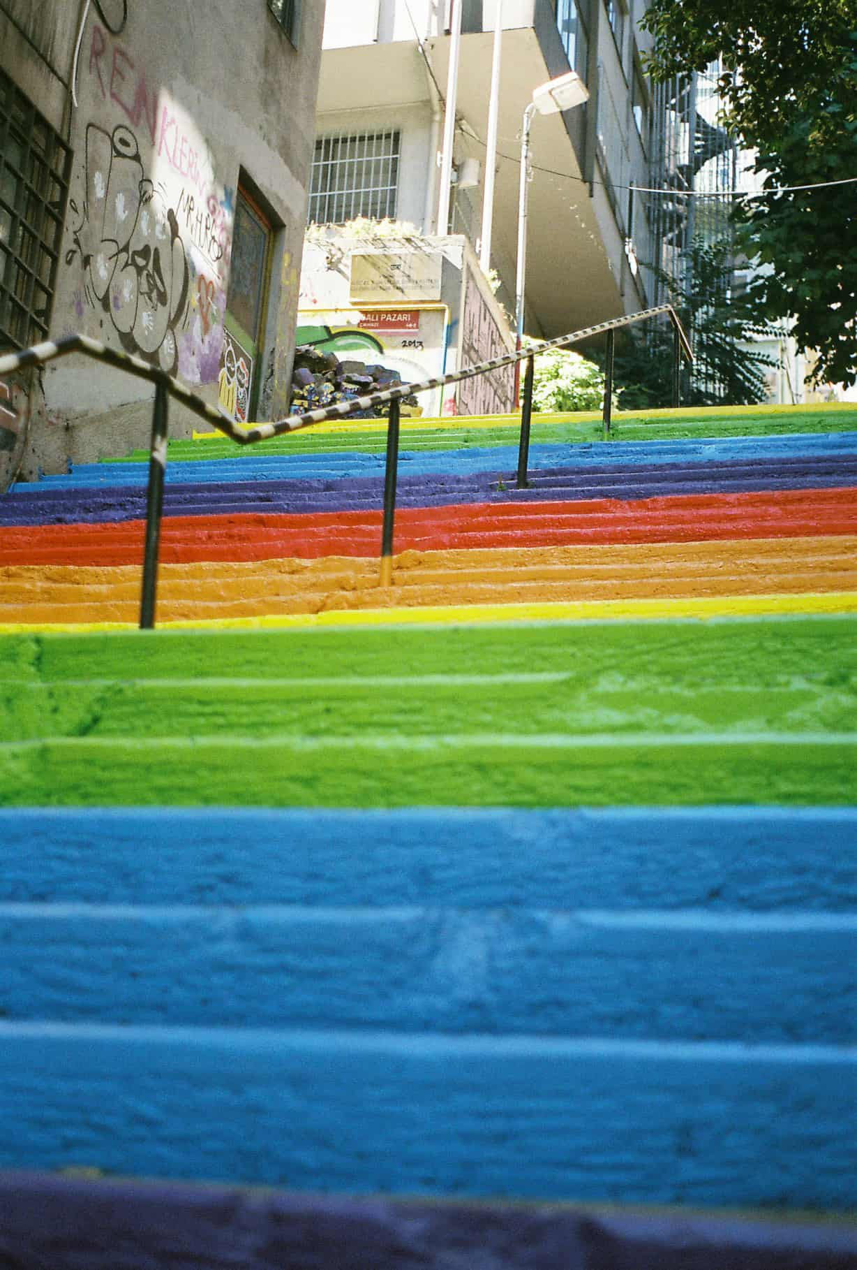 In Rainbows In Istanbul