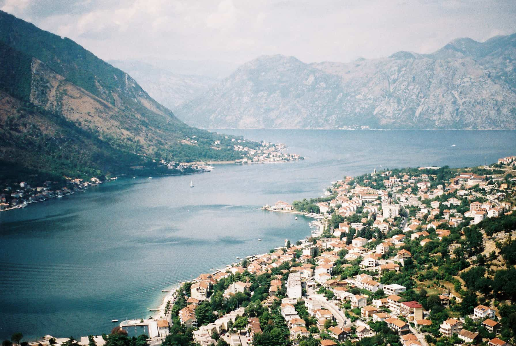 The Overwhelming Beauty of Kotor Bay