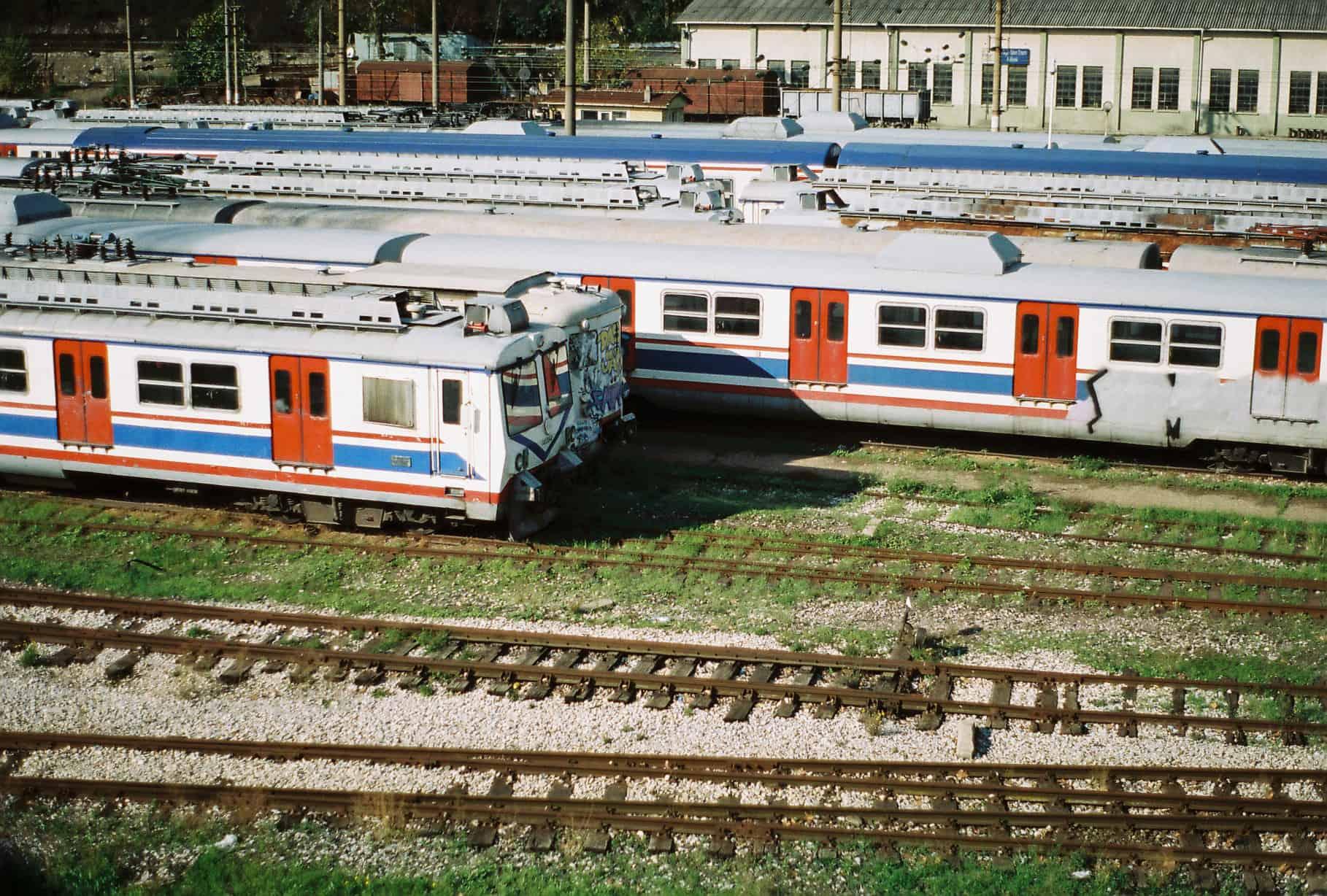 Haydarpasa Ghost Train