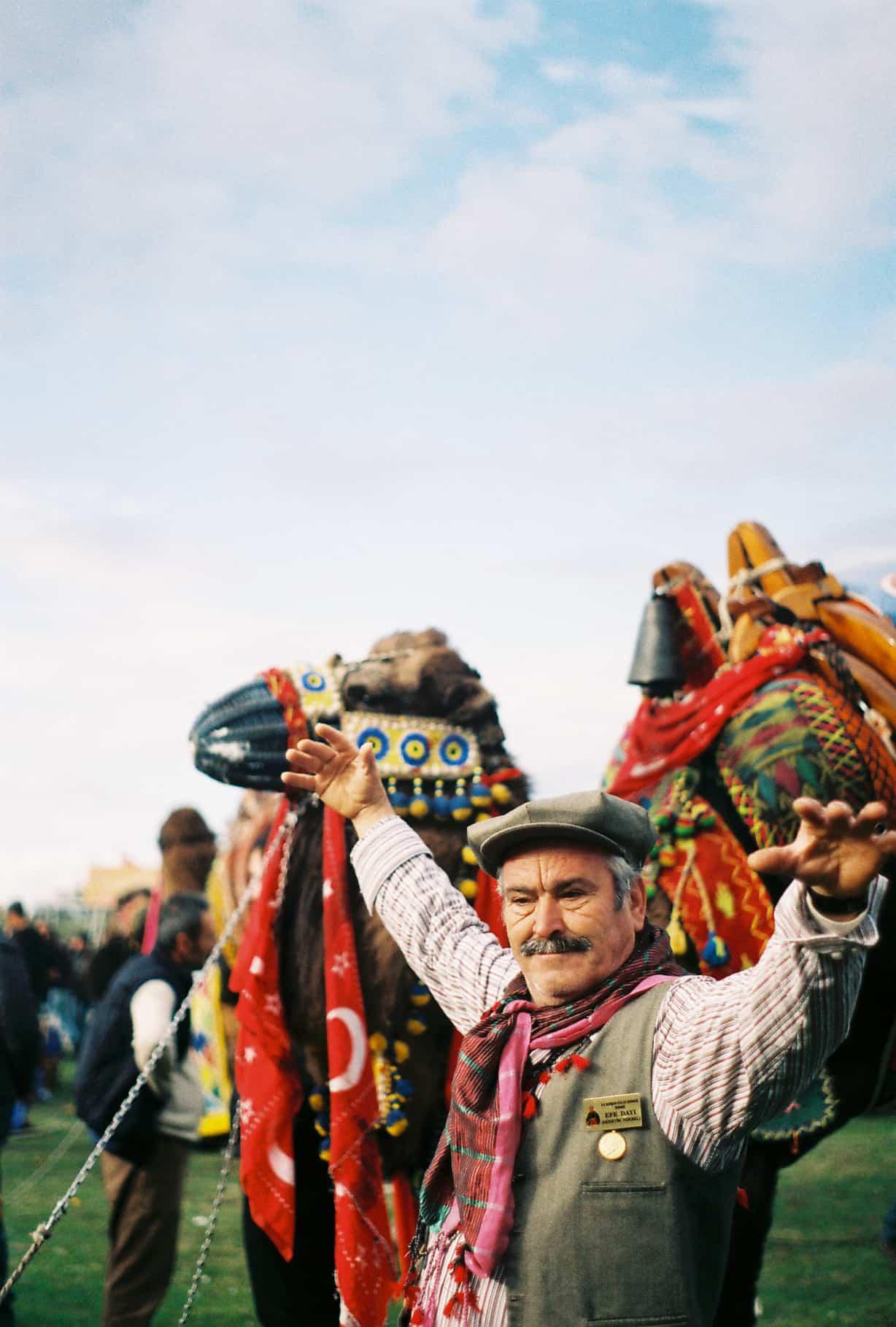 Dancing Efe (camel wrestling festival)