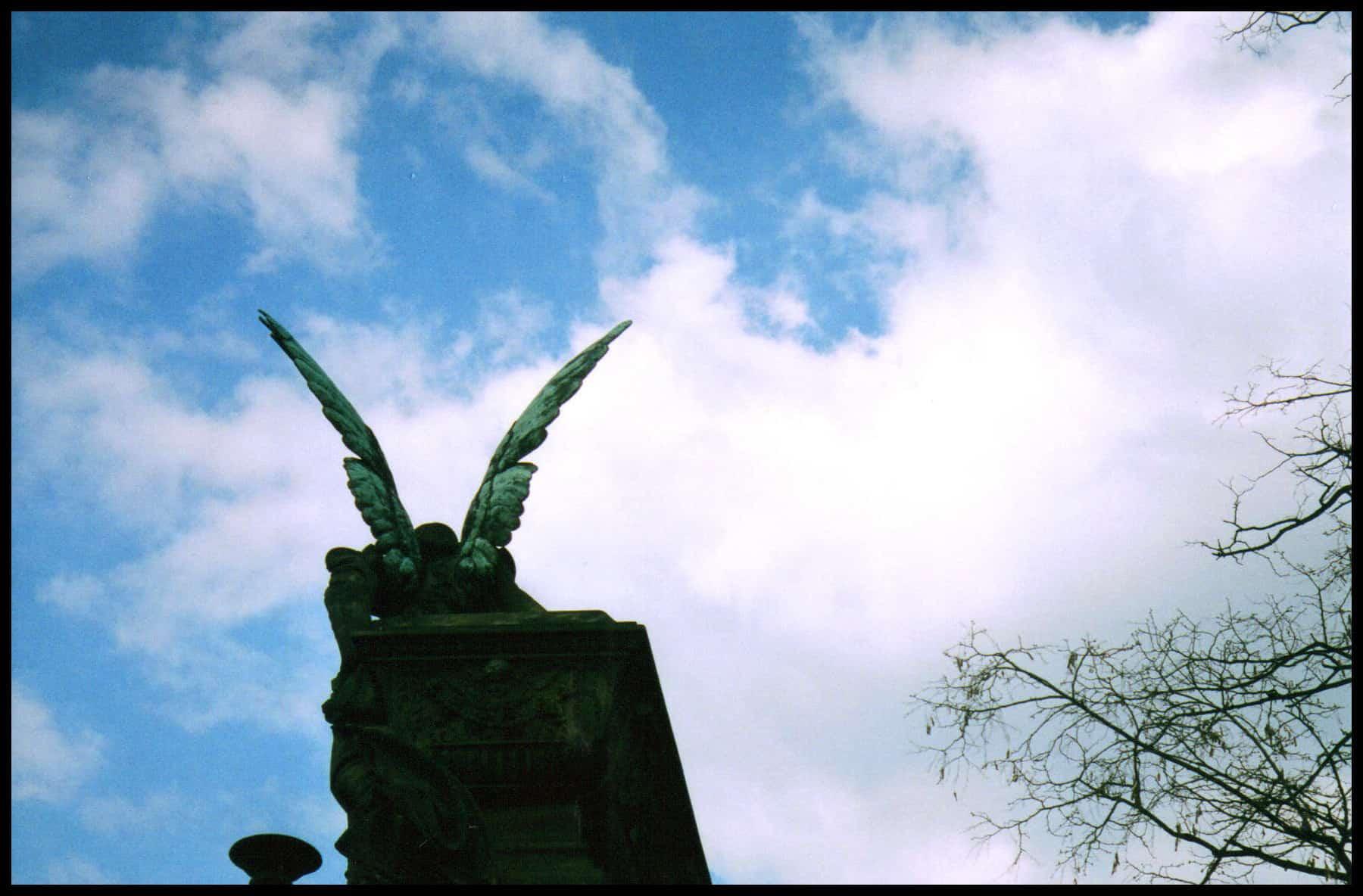 vysehrad angel