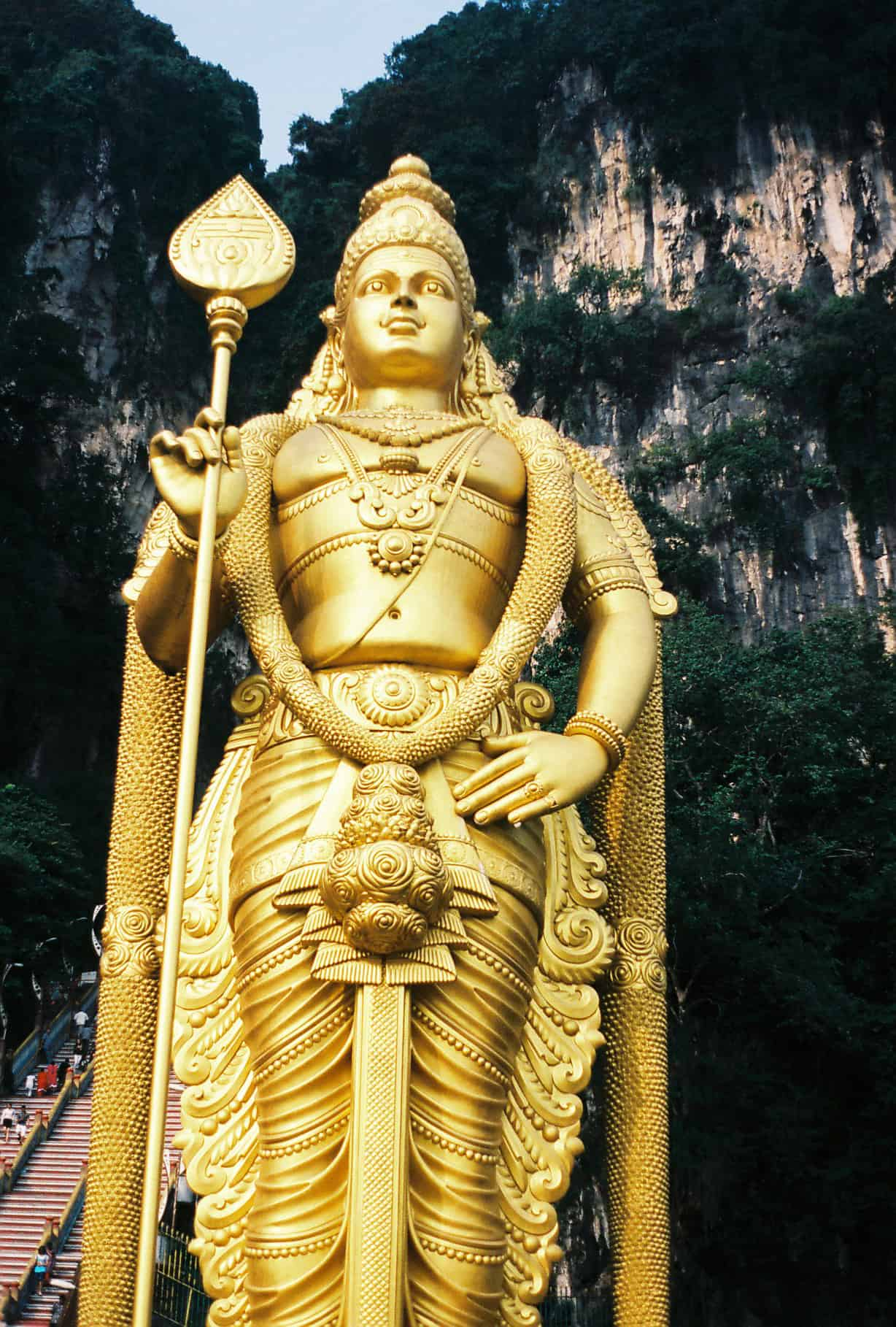 Enter The World Of The Batu Caves
