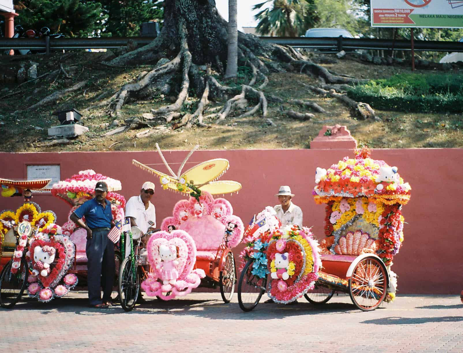 Melaka's Living History