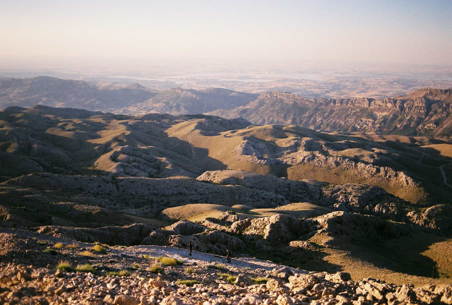 Nemrut Landscape