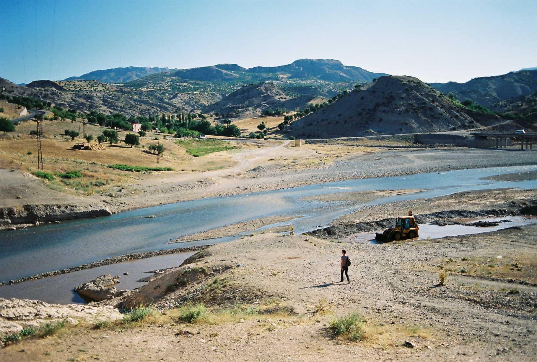A Depleted River