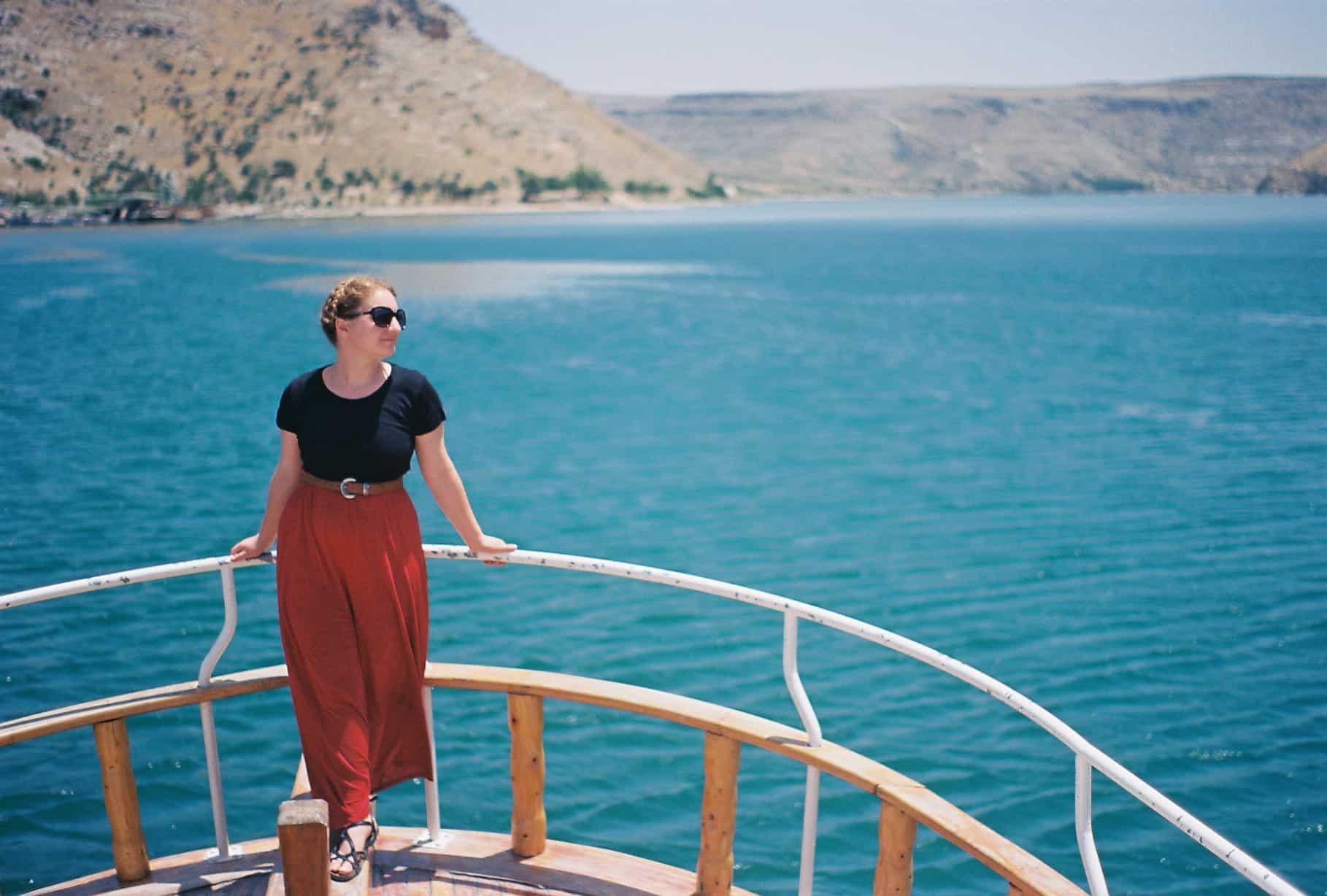 Queen of the Euphrates in Halfeti