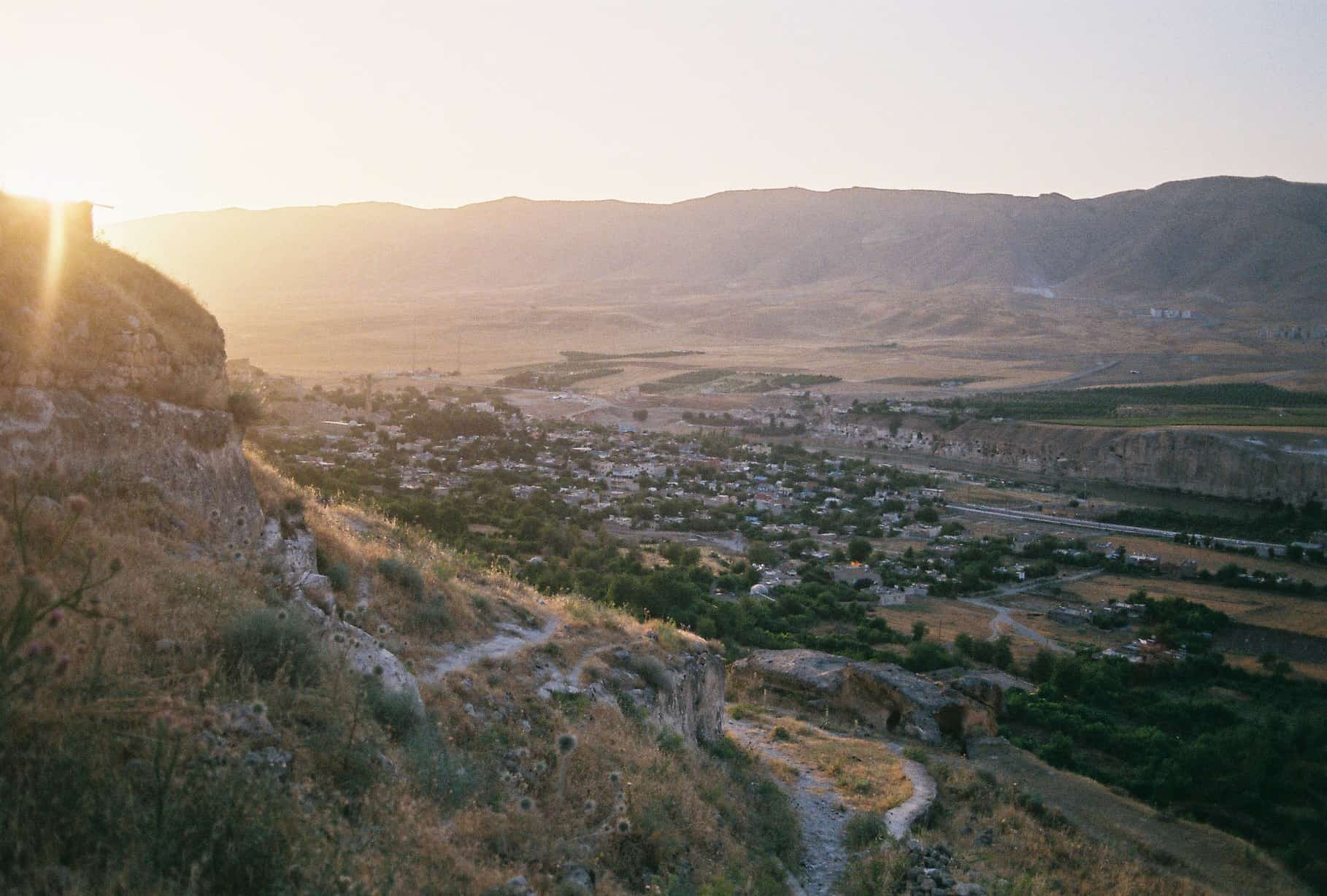 Hasankeyf From Above