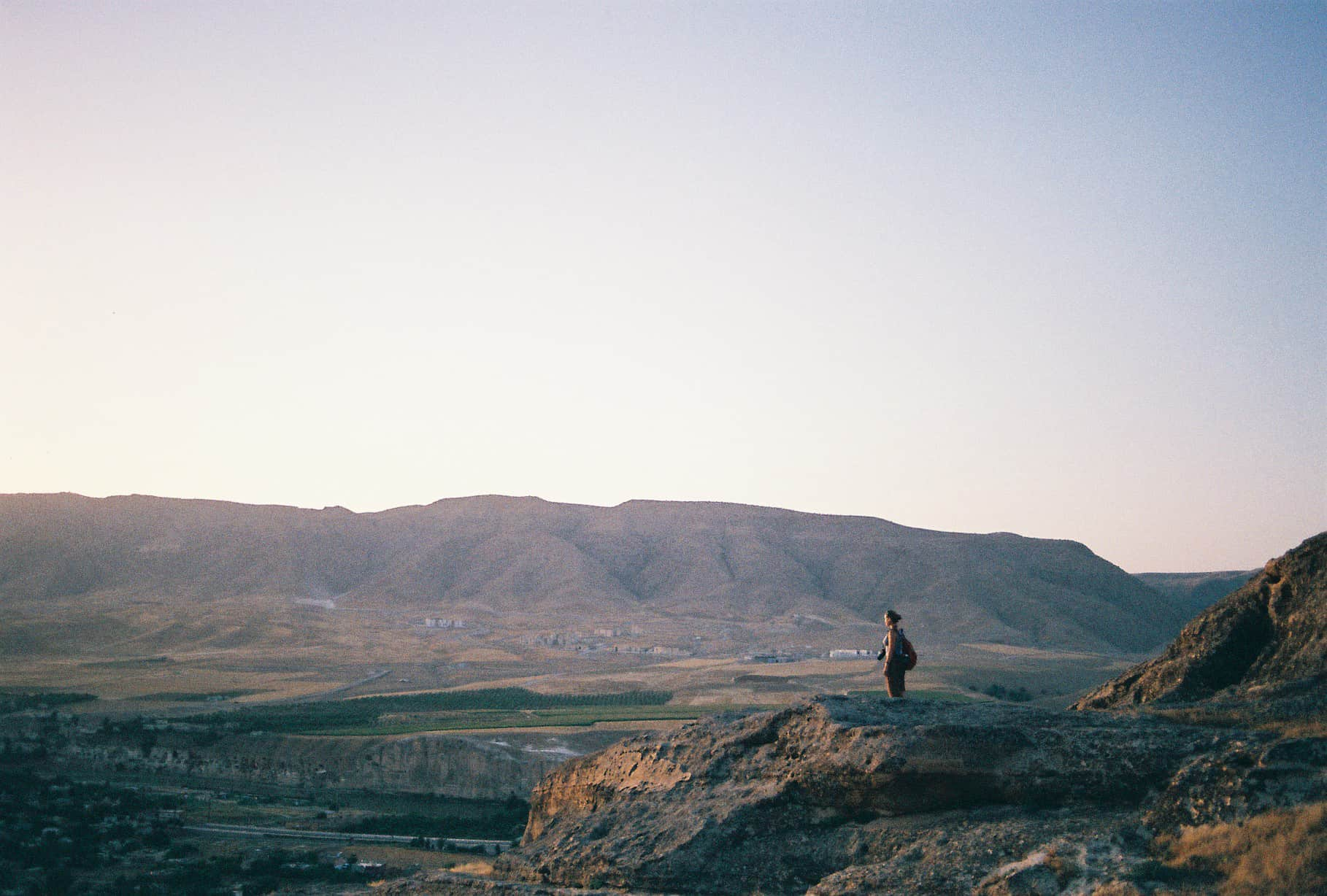 Becki Views Hasankeyf