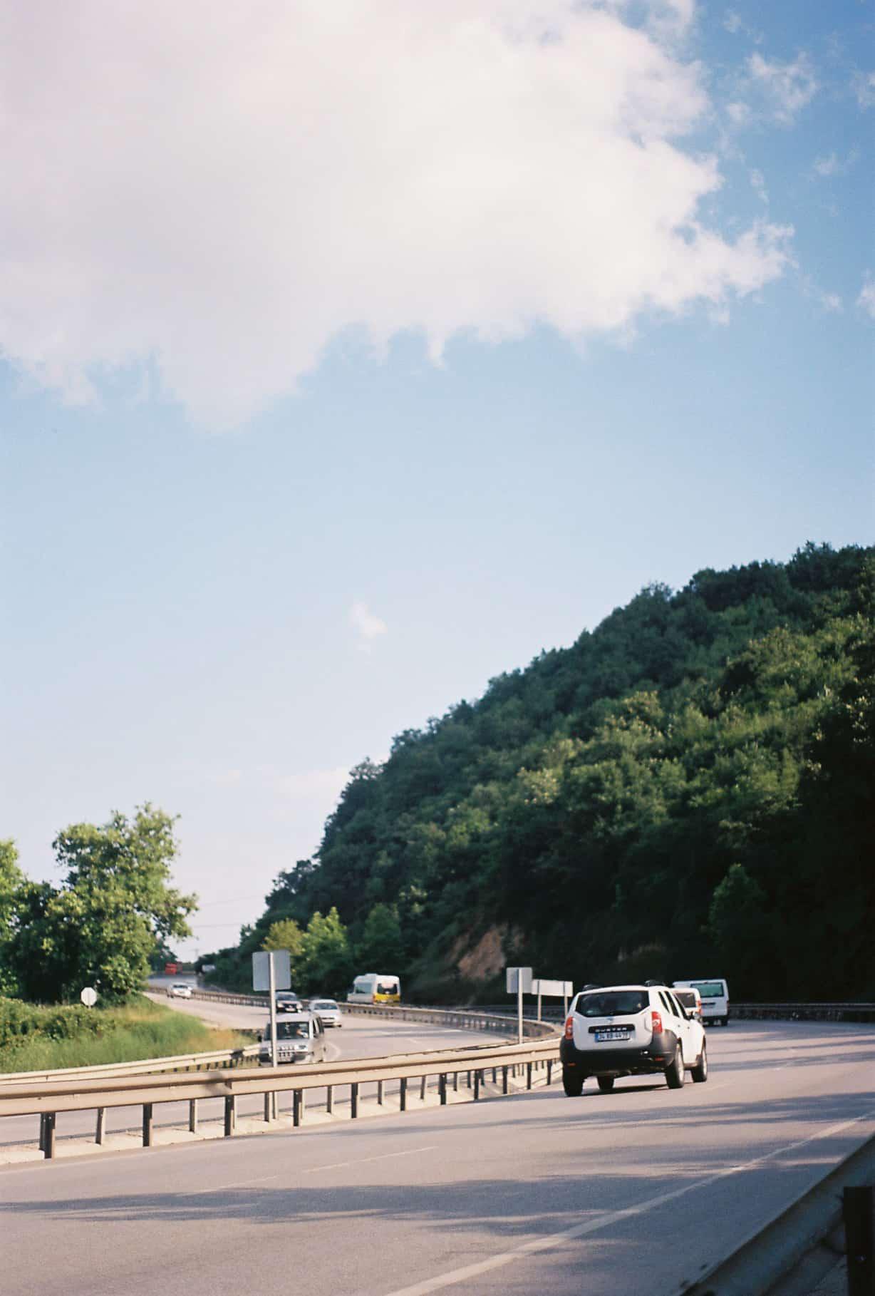 Yalova Mountain Pass