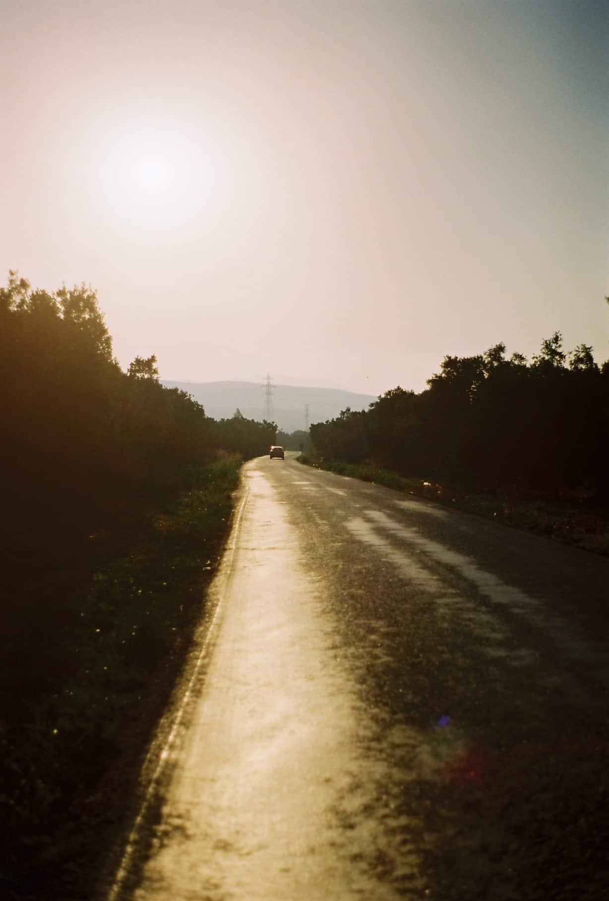 Sunrise in Anatolia