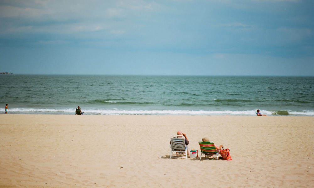 It's Crummy, But We Love It: Welcome to Revere Beach