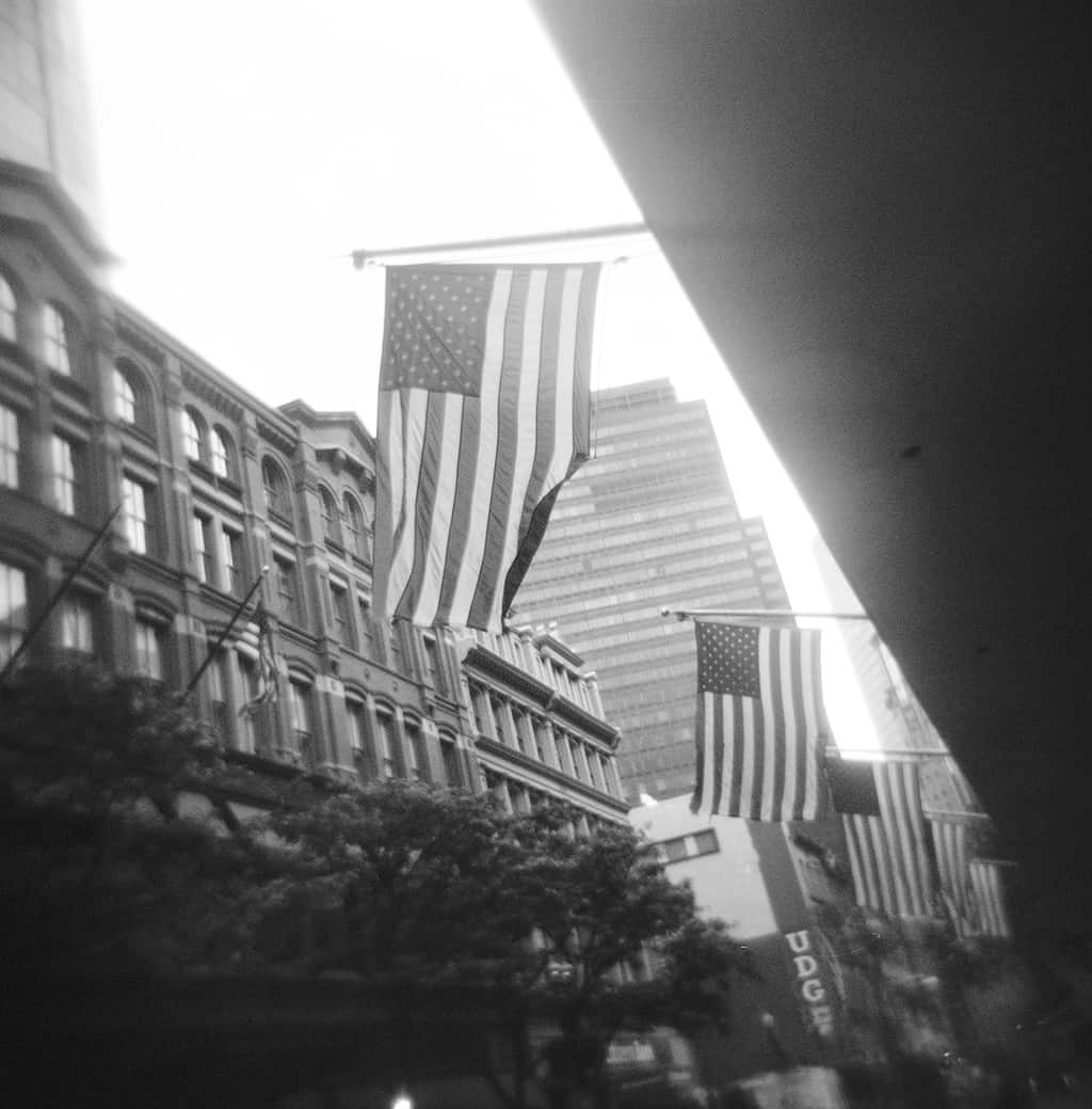 Boston in Black-and-White
