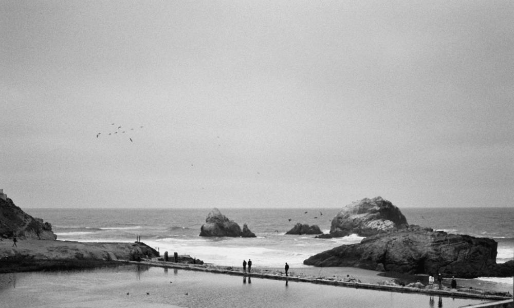 The Recent Ruins: Welcome To Sutro Baths