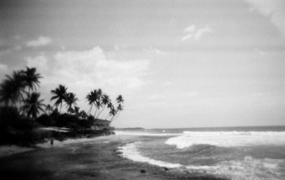 Sri Lanka and My Plastic Camera Memories