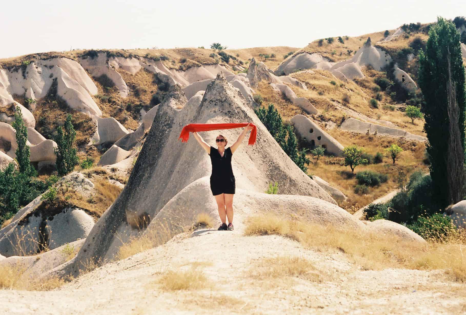 Cappadocia without balloons, Cappadocia magic