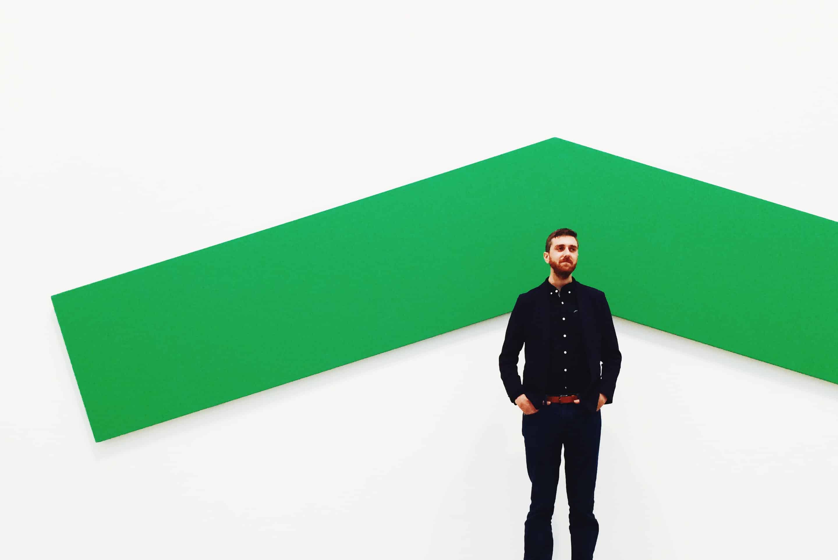 A Day At The Broad