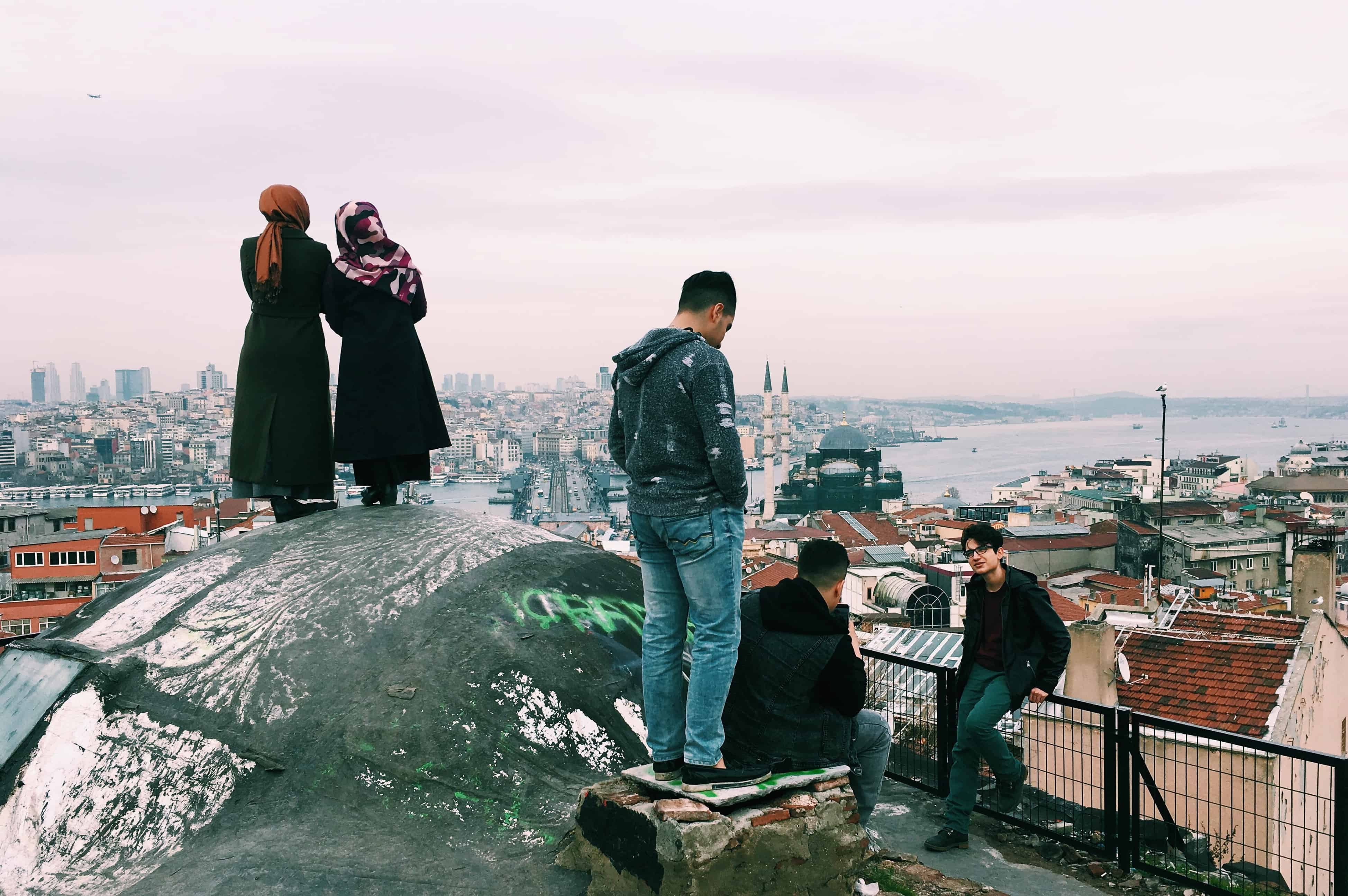 The Best View In Istanbul